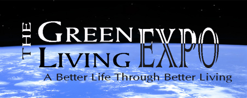 Green Living 2008 logo